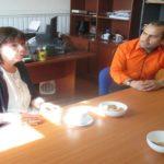 Directora de Calidad Institucional de la Universidad Austral de Buenos Aires se reunió con integrantes de PRIGO