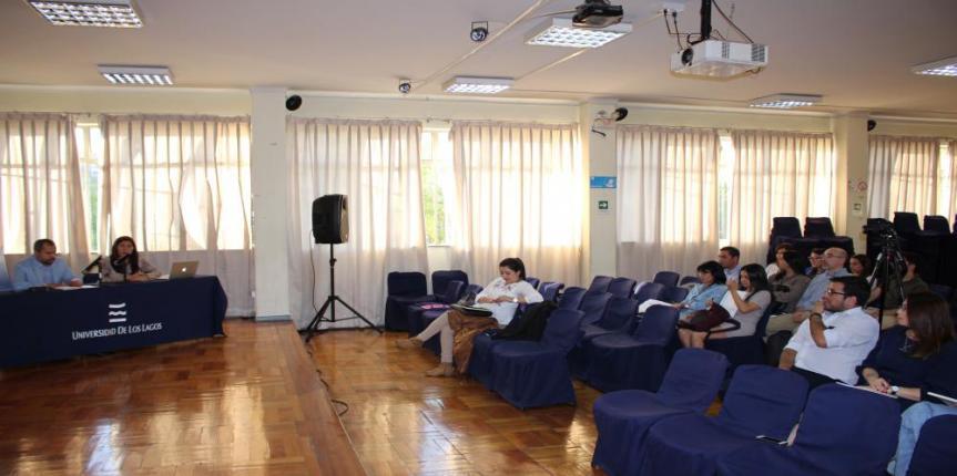 Liderazgo y cultura organizativa fueron los principales tópicos que abordó el primer coloquio de 2018 organizado por PRIGO